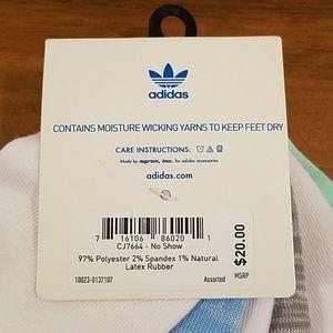 adidas Accessories - Adidas womens 6pair socks
